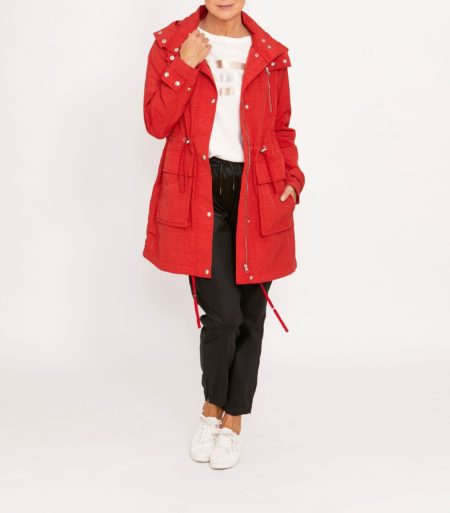 Ping Pong Everyday Walking Jacket Chilli