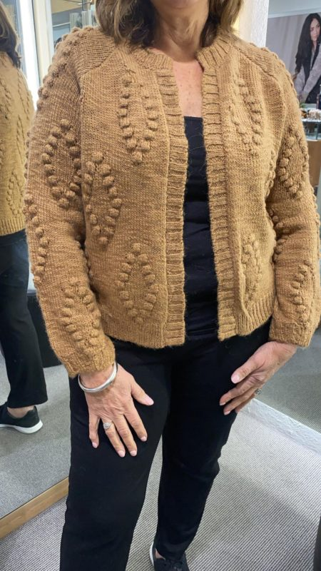 Cable Knit Jump Clothing